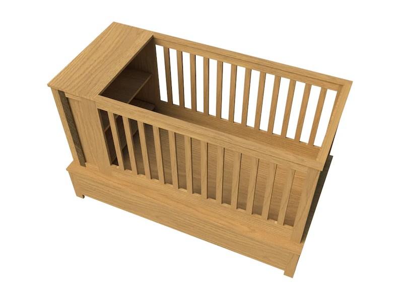 Baby Crib Plans