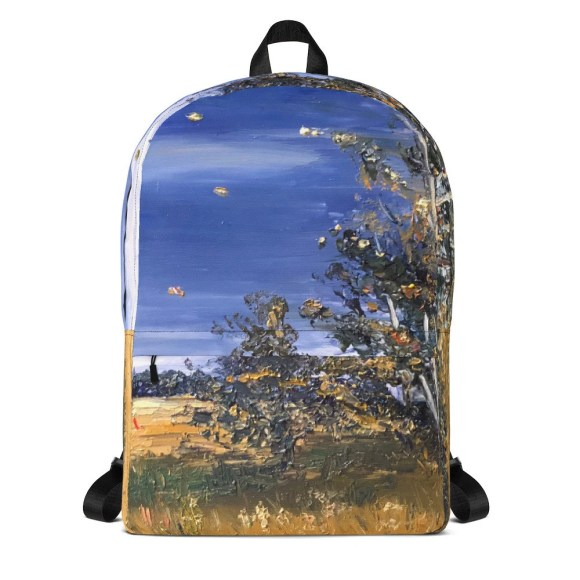 Sunshine Blowing Backpack...