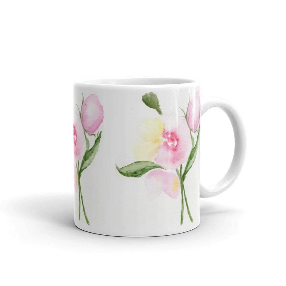 Rosebud - Mug