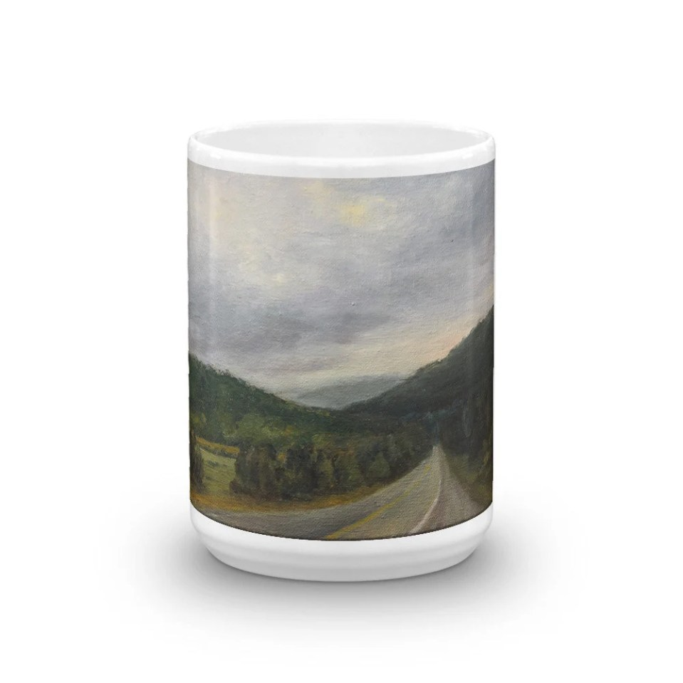 Route 7A and 7PM - Mug...