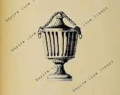 Ornate Neoclassical Vase ...