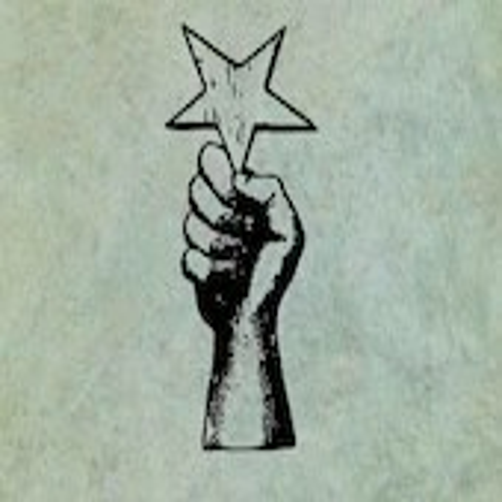 Hand Holding Star  - Anti...