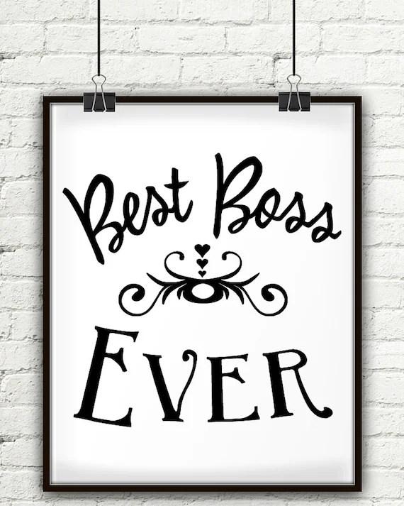 best boss ever for