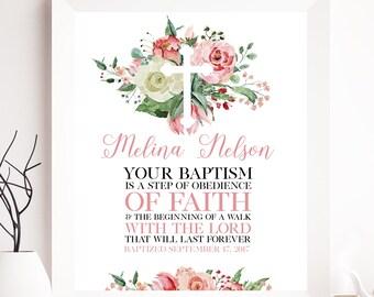 baptism gift ideas etsy