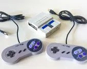 Retro Lindo SNES All-in-O...