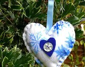 sewing kit -  diy heart d...