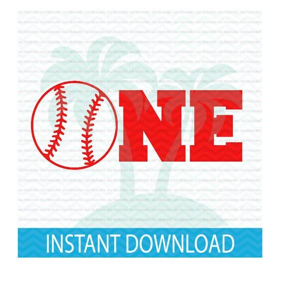 Download baseball birthday png Baseball one svg first birthday svg ...