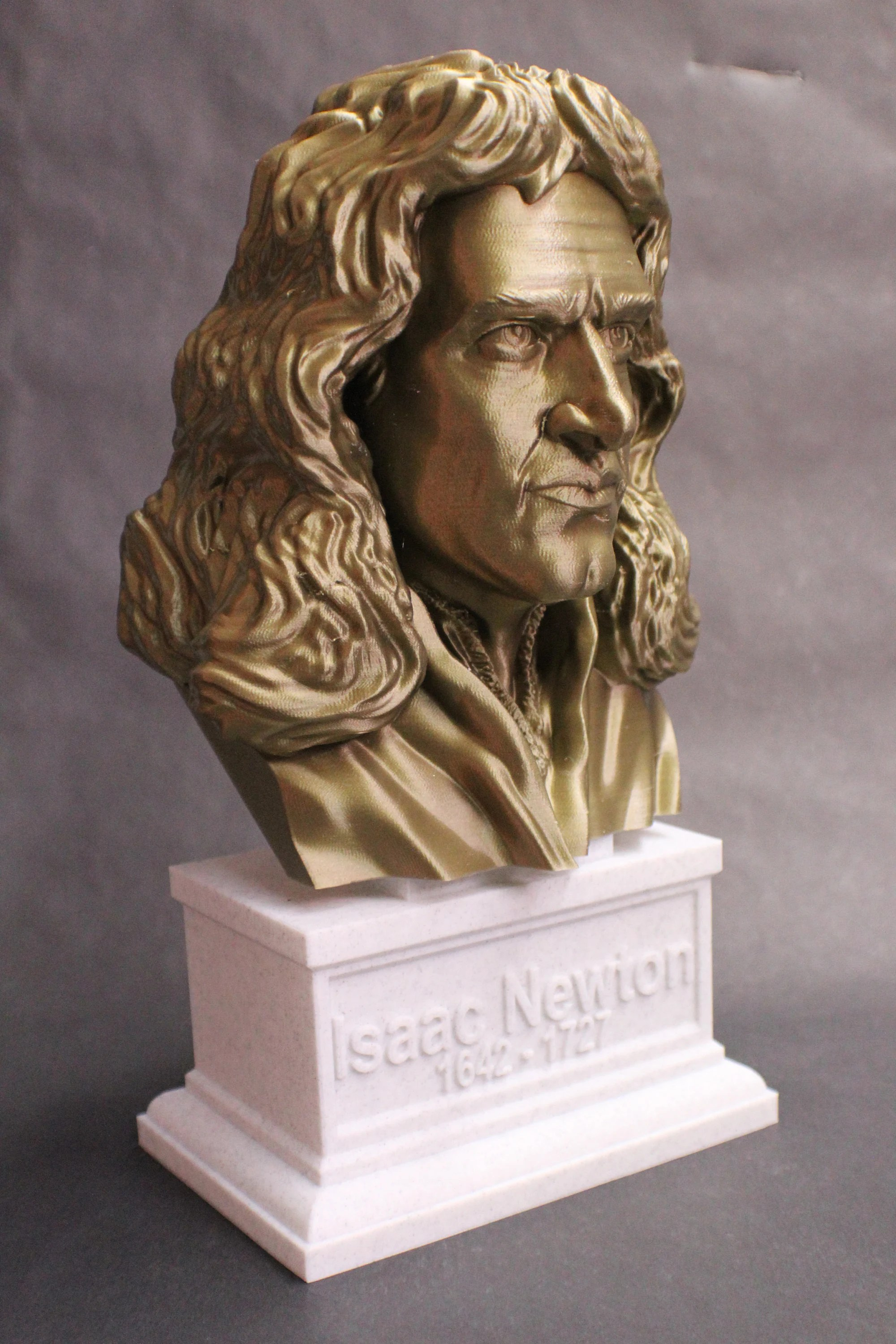 Sir Isaac Newton Famous English Mathematician Physicist