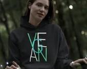 Vegan Hoodie, Vegan Shirt...