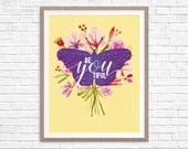Beautiful Butterfly Print...