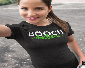 Booch Babe TShirt Kombuch...