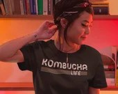 Kombucha Shirt - Short-Sl...