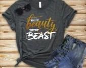 Beauty Beast Mode Women&#...