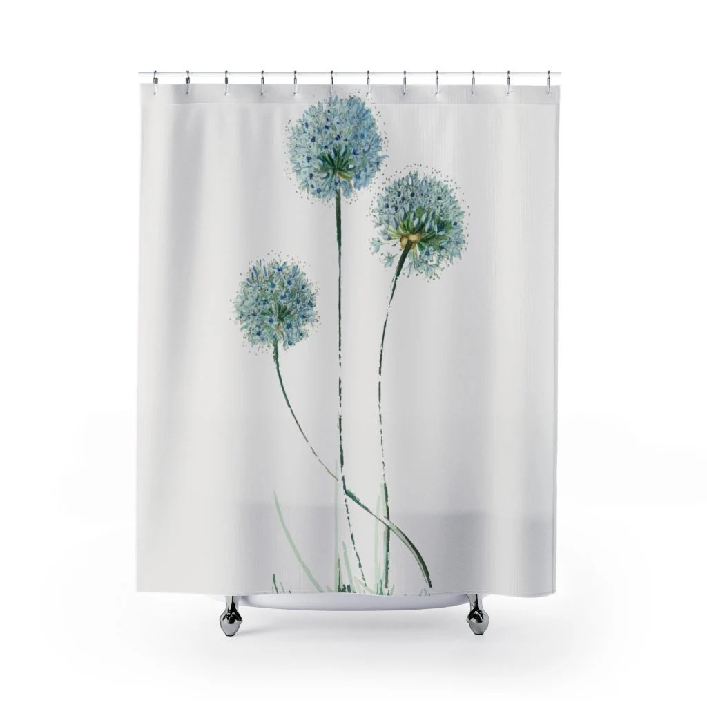 shower stall curtain etsy