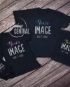 Matching Family Blank Black T Shirt Baby Onepiece Mockup Etsy