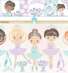 ballerina clipart ballet clipart ballerina clip art digital paper set lavender aqua ballet  [ 1588 x 1228 Pixel ]