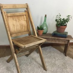 Antique Wooden Chairs Pictures Patio Chair Sets Wood Folding Etsy Vintage Farmhouse Decor Furniture Entryway Rustic Home