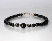 Onyx bracelet, yoga bracelet, friendship bracelet