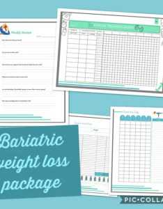 Image also bariatric weight loss package exercise log strength training etsy rh