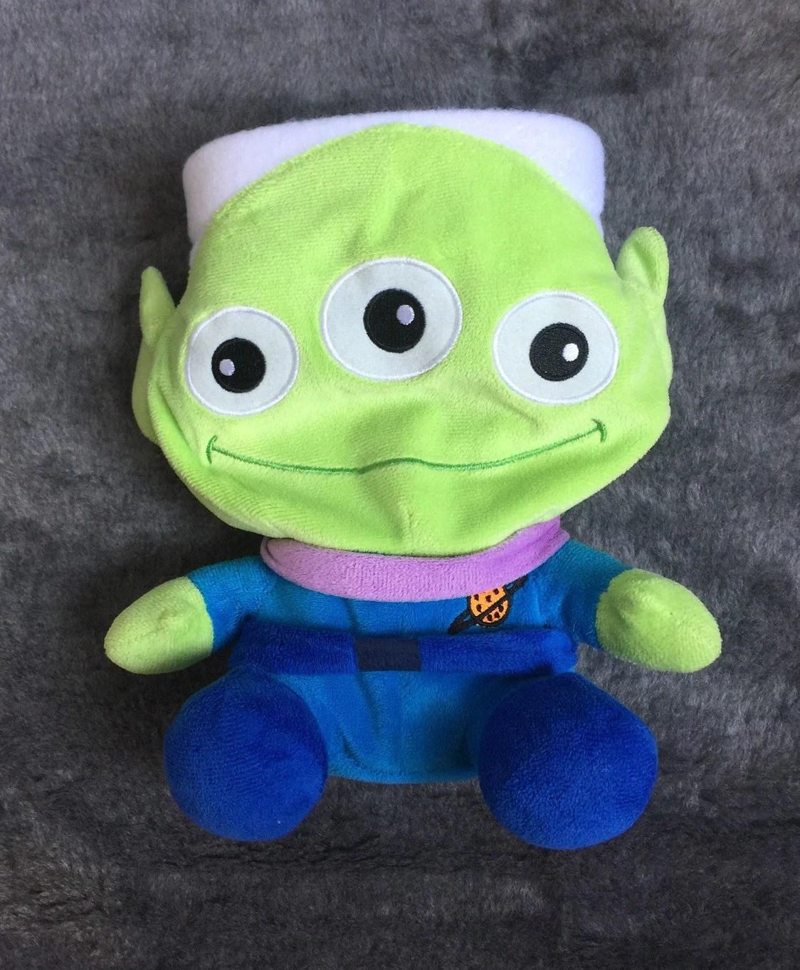 space alien chalk bag