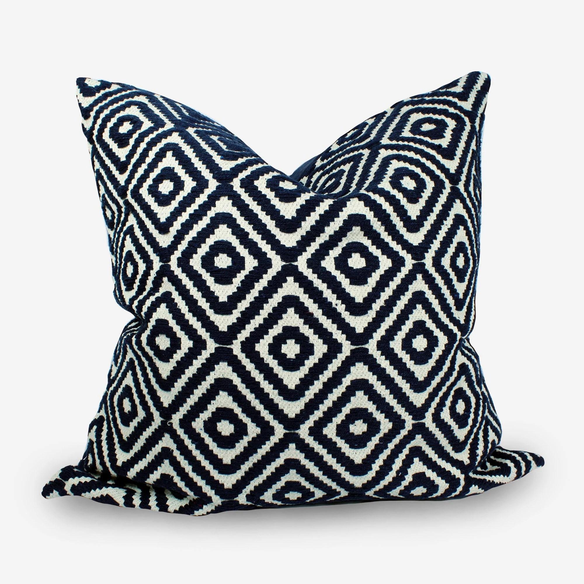 24x24 pillow cover boho navy blue cushion cover 28 x 28 beige euro sham 26x26 throw pillow covers 20x20 neutral pillow covers 22x22