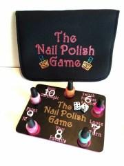 spa party nail polish game