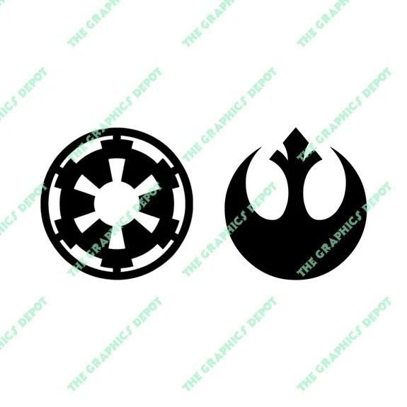star wars empire logo