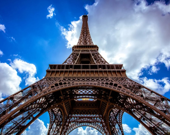 The Tower, Fine Art Print, Urban Photograph, City Scene Art Print, Original Paris Urban Photograph Print