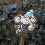 Personalized Motocross Baby Boy Blanket Gift Dirt Bike Motorcycle Minky Baby Blanket Personalized Baby Gift