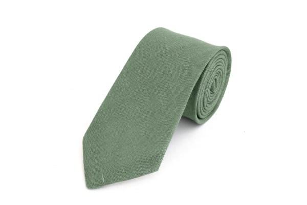 Sage Green Tie Wedding Groomsmen