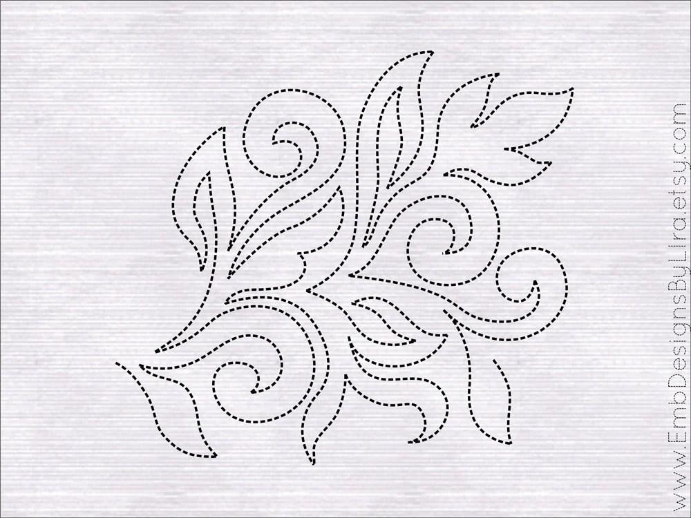 Quilting Machine Embroidery Designs. Quilt design