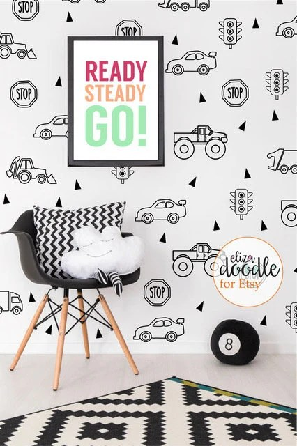 Be straightforward and base your category on what the item is. Car Wallpaper Etsy