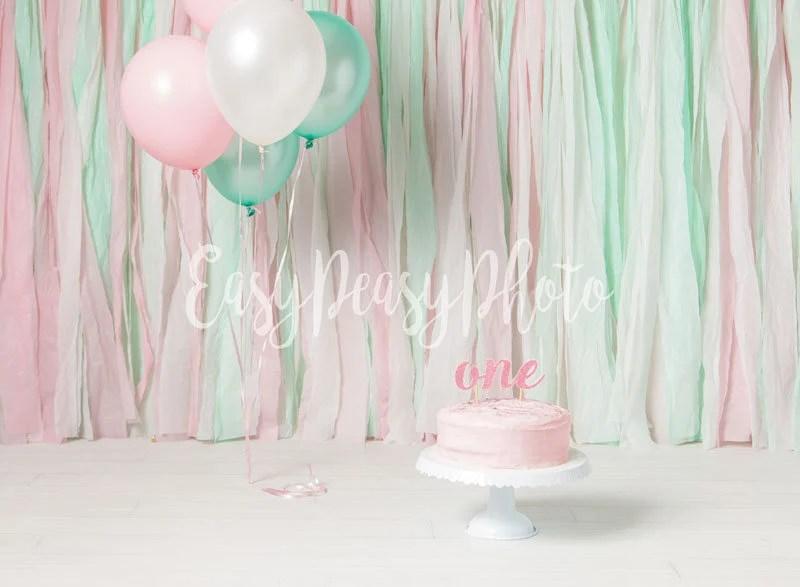 1st birthday one cake