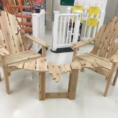 Michigan Adirondack Chair Herman Miller Rolling Cedar X1 Etsy Image 0