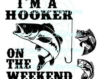 Download Jerk It Til She Swallows Fishing SVG FILE for Tshirt | Etsy