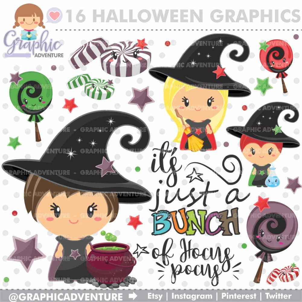 medium resolution of halloween clipart halloween graphic witch clipart commercial use witch graphic halloween party halloween candies halloween clip art