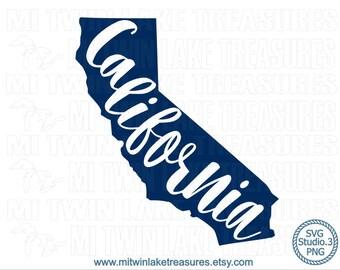 Download California svg | Etsy