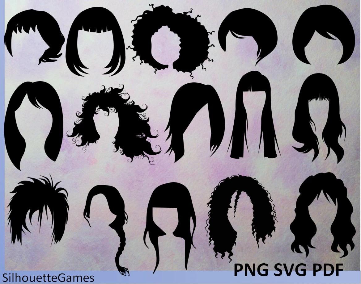 Haar Frisur Namen