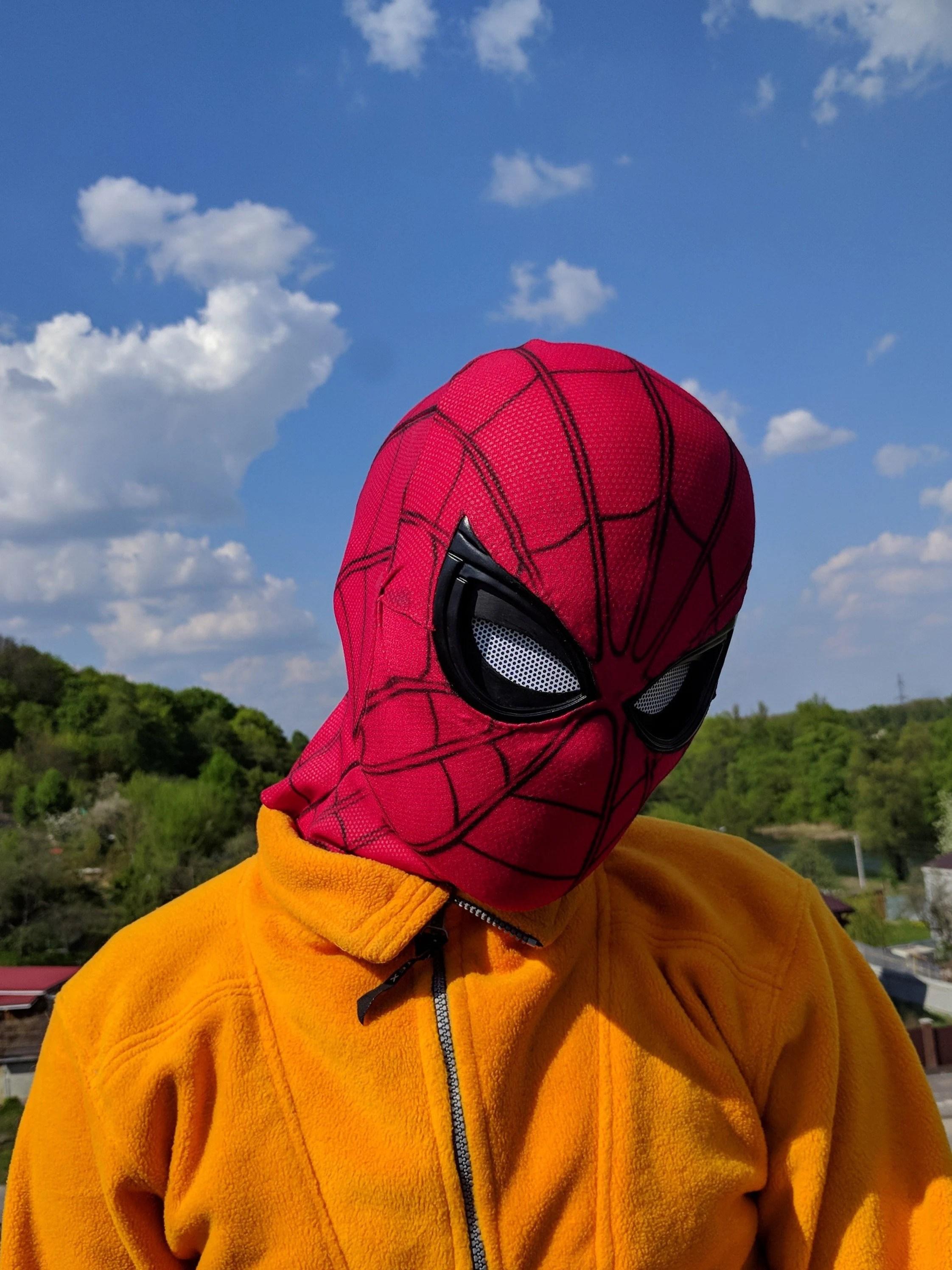 Spider Man Mask Etsy