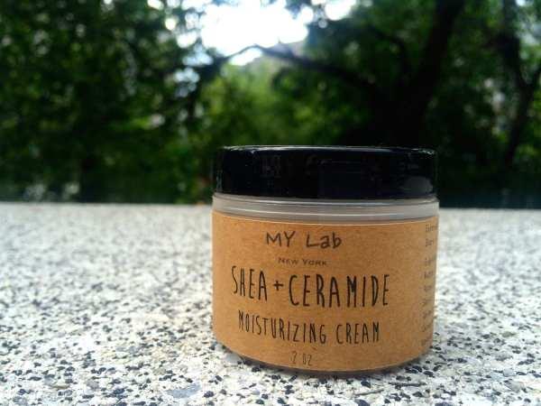 Ceramide Shea Butter Lotion Face Cream Anti Aging