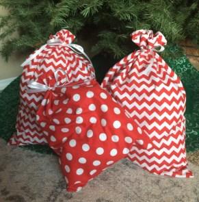 Image result for reusable gift bags christmas