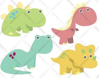 Download Baby dinosaur svg   Etsy