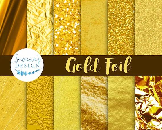gold foil background gold