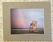 SALE: 16x20 Matted Beach ...