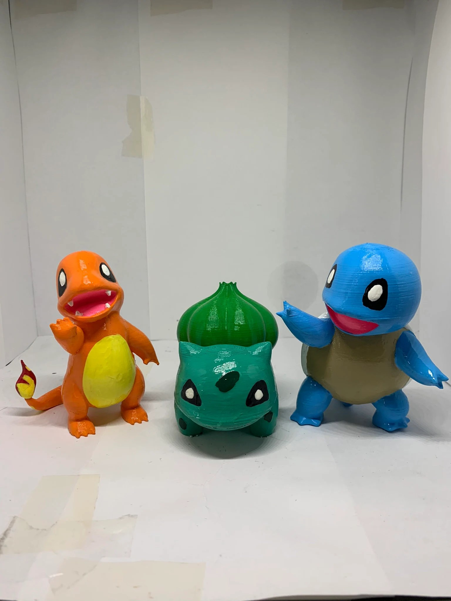 3d printed pokemon kanto