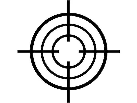 Scope 3 Shotgun Rifle Target Gun Weapon Shooting Hunting