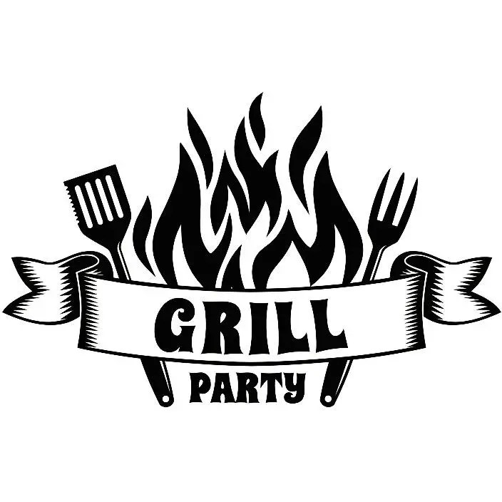 BBQ Grill 1 Grilling Barbecuing Barbecue Cooking Cook Out