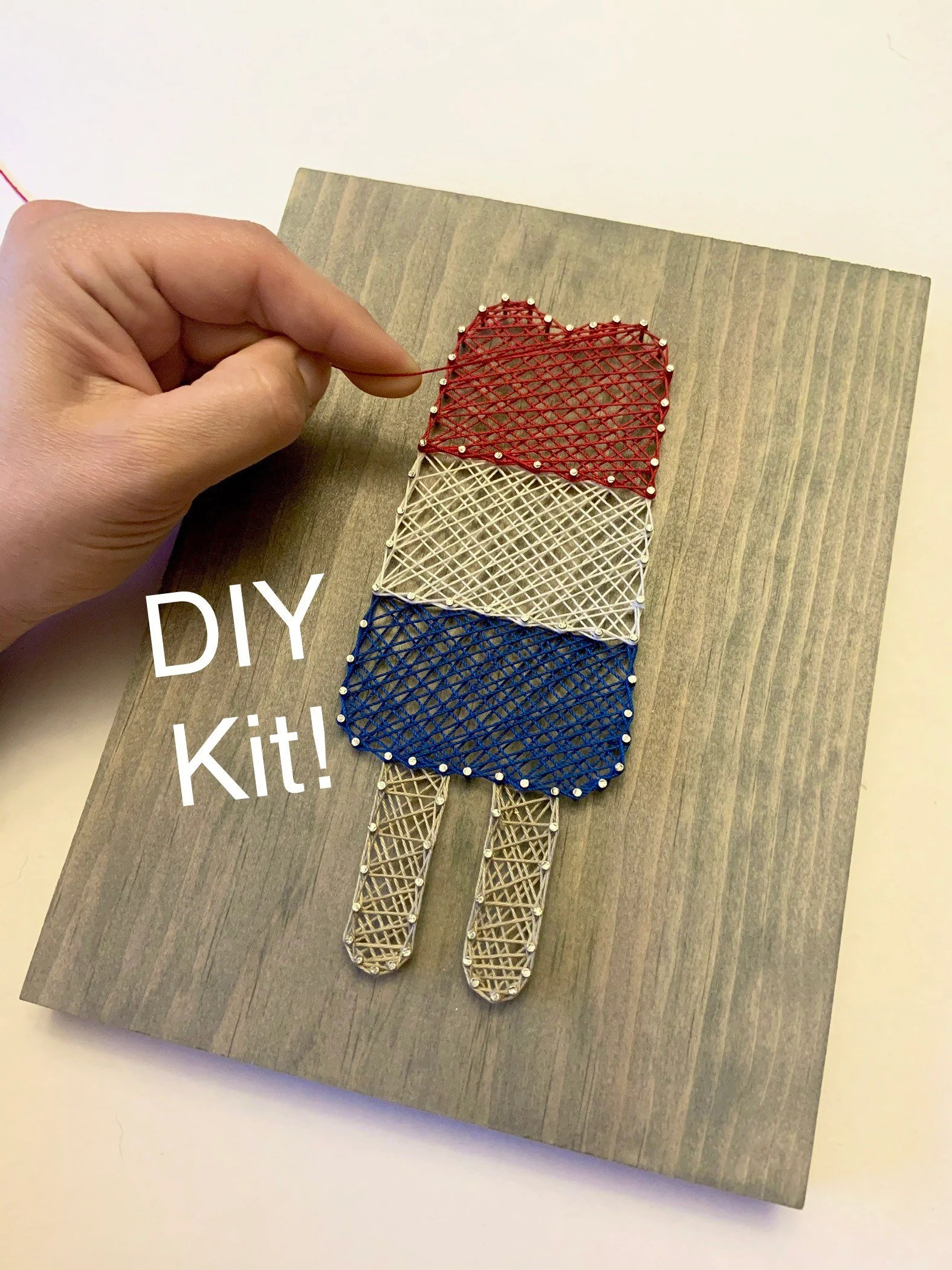 Diy String Art Kits For Adults : string, adults, String, Craft, Handmade, Canada