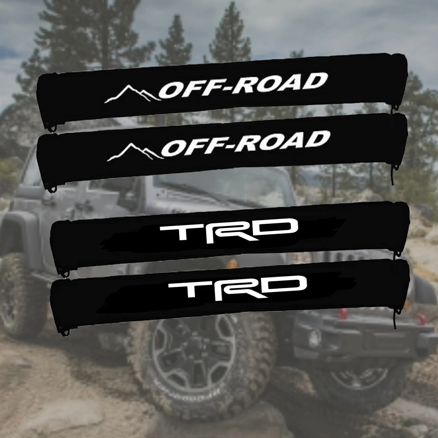 roof rack pads etsy