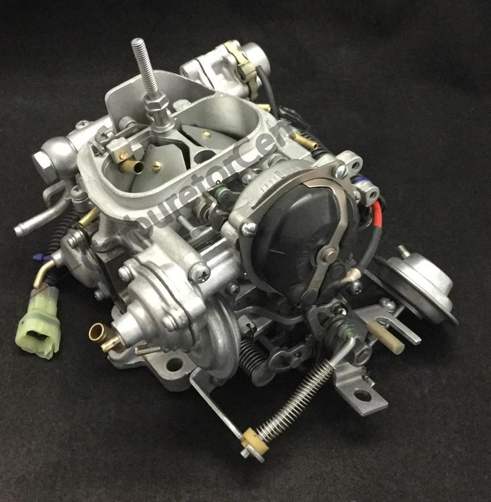 medium resolution of 1987 toyotum pickup carburetor diagram
